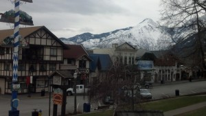 Leavenworth in March