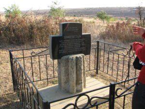 Memorial in the Hoffnungstal cemetery