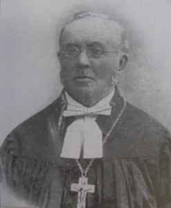 Reverend Julius Nikolaus Peters, about 1900 (Source: Bilder einer deutschen Siedlung in Bessarabien)