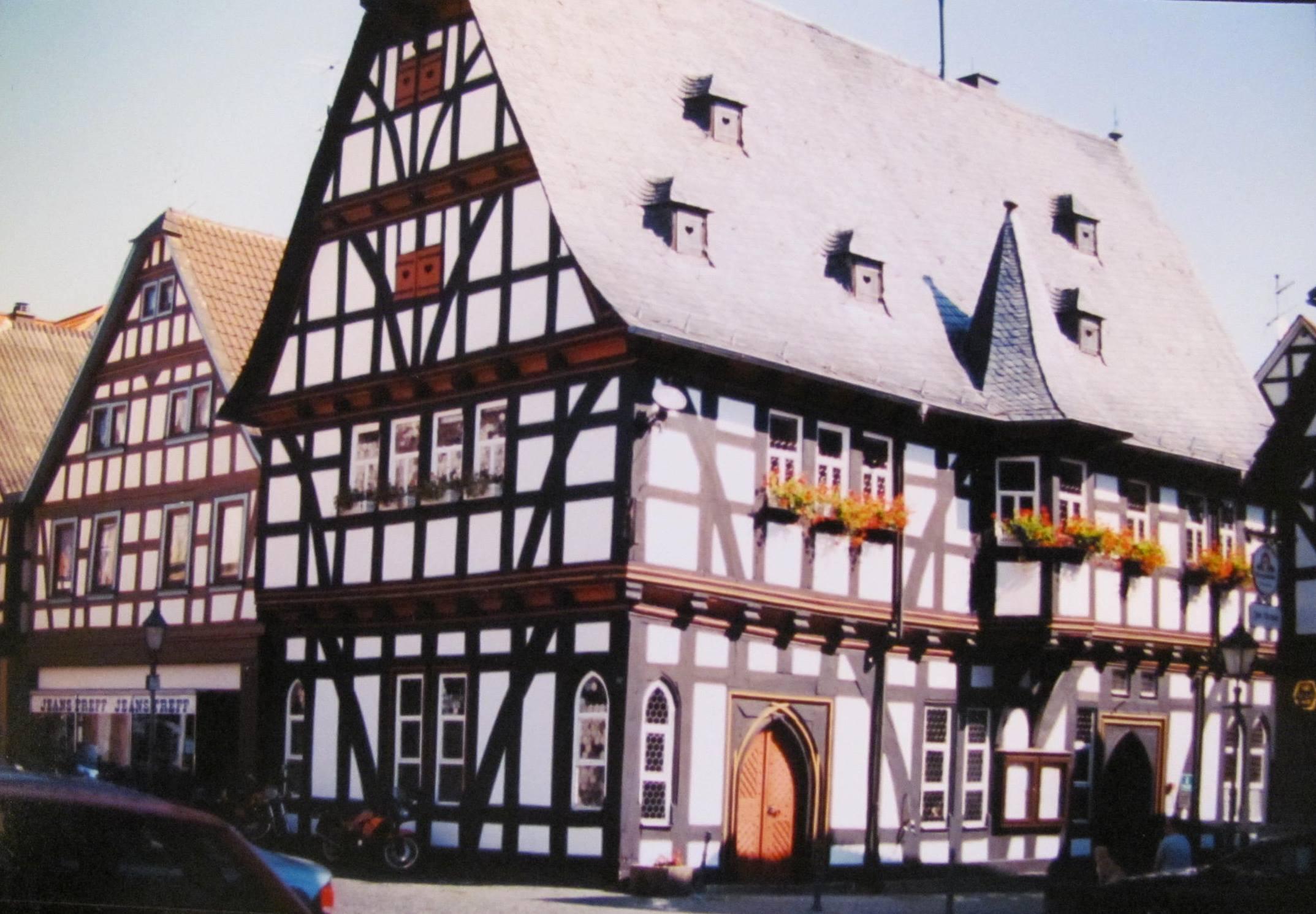 Schotten, Germany: Land of My People » arolyn Schott, uthor - ^