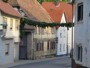 Wandering through Osthofen